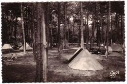 ANDERNOS-LES-BAINS - Mauret-Plage , Le Camping En Fôret - Andernos-les-Bains