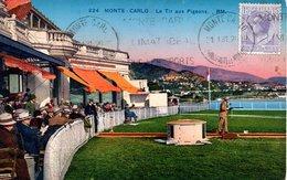 MONTE CARLO - Le Tir Aux Pigeons - Monte-Carlo