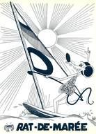 Illustrateurs - Illustrateur Govin - Les Rats - Rat-De-Marée - Autographe - Signature - Illustrateurs & Photographes