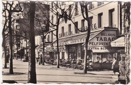 75 - PARIS - Boulevard De L'Hôpital - CAFE-TABAC DE L'ARRIVEE - Billards - 1958 - Cafés, Hôtels, Restaurants