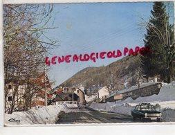 65 - BAREGES- ENTREE   HELIOS 1973 - France