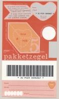 Nederland - 1997 - Pakketzegel Kras & Ruik - Ongebruikt - Postwaardestukken