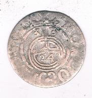 KRONAN  DREIPOLCHER 1633  ELBING ELBLAG POLEN /6766/ - Polonia