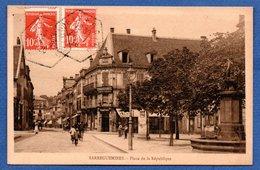 Sarreguemines /  Place De La Rébublique - Sarreguemines