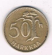 50 MARKKAA 1953 FINLAND /6770/ - Finland