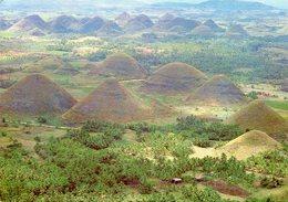 Philippines - Chocolate Hills - Philippines