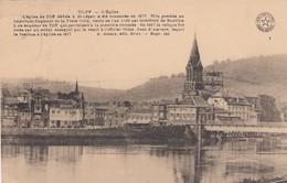 TILFF / L EGLISE / LE PONT / LE QUAI  ET LA TOUR   1925 - Esneux