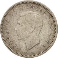 Monnaie, Grande-Bretagne, George VI, 6 Pence, 1942, TTB+, Argent, KM:852 - 1902-1971 : Monnaies Post-Victoriennes
