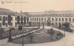 CHAMPION / NAMUR / LE COUVENT / LA COUR D HONNEUR  1922 - Namur