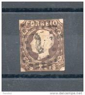 Portugal. 5 Reis - 1855-1858 : D.Pedro V