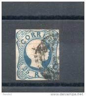 Portugal. 25 Reis Non Dentelé - 1855-1858 : D.Pedro V