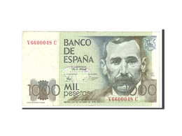 Billet, Espagne, 1000 Pesetas, 1979, 1979-10-23, KM:158, TTB - [ 4] 1975-… : Juan Carlos I