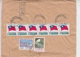 TAIWAN - FORMOSA  Yvert 983-1087-1762 - Bandiere - 1945-... Repubblica Di Cina
