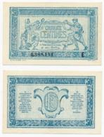 1917 // TRESORERIE AUX ARMEE // 50 Centimes // Série E - Schatkamer