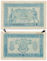 1919 // TRESORERIE AUX ARMEE // 50 Centimes // Série Y - Trésor
