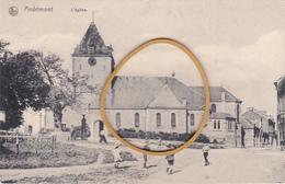 """DISON -ANDRIMONT  """"L'Eglise """" Nels Pas Circulée  ! Personnages   (voir Scans ) - Dison"""