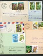 Afrika  - Kamerun Und Ghana   Verschiedene  Briefe  8  Belege - Kamerun (1960-...)