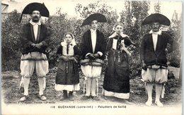 44 - GUERANDE -- Paludiers De Saillé - Guérande