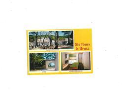 Carte Postale Six Fours Le Brusc (83)  Multi-vues Centre De Vacances - Six-Fours-les-Plages
