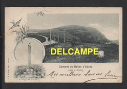 DD / 88 VOSGES / SOMMET ET VIERGE DU BALLON D' ALSACE / CIRCULÉE EN 1903 - France