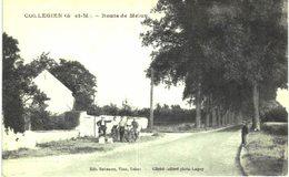 COLLEGIEN ... ROUTE DE MELUN - France