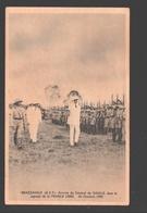Brazzaville - A.E.F. - Arrivée Du Général De Gaulle Dans La Capitale De La France Libre 24 Octobre 1940 - Brazzaville