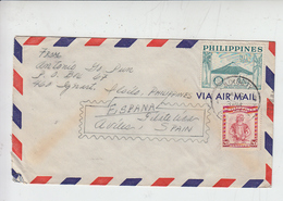 FILIPPINE 1955 - Yvert 433 (Lapu-Lapu) - A50 (Rotary) - Filippine