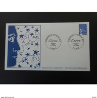 France FDC 2002 Marianne 0,5 - 2000-2009