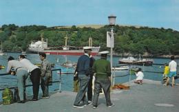 Postcard - Readymoney Cove, Fowey, Cornwall - Unused Very Good - Cartoline
