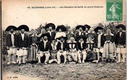 44 - GUERANDE -- Les Paludiers De Saillé En Grand Costume - Guérande