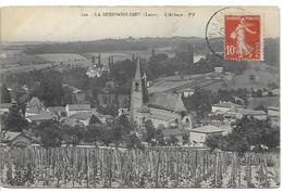 LA BENISSON DIEU - L'Abbaye - France