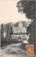 FONTAINE LE DUN - L'Eglise, Vue Prise De La Route D'Yvetot - Fontaine Le Dun