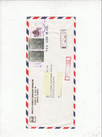 COREA DEL SUD  1993 -  Raccoamndata Per Japan - Corea Del Sud
