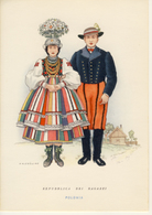 Classic Characters - Illustrated And New - Polonia
