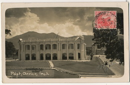 Real Photo Post Office Ipoh  . P. Used - Malaysia
