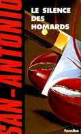 San Antonio : Le Silence Des Homards Par Frédéric Dard (ISBN 2265046914 EAN 9782265046917) - San Antonio