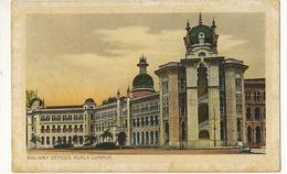 Kuala Lumpur Railways Offices - Malaysia
