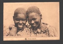 Congo Belge / Belgisch Congo - Amour Fraternel - Mission Des Jésuites Au Kwango - Enfants / Children - Congo Belge - Autres