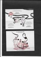 CARTE POSTALE  VIKTOR &ROLF - Perfume Cards