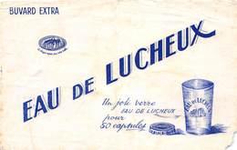 VP-GF.18 -.752 : BUVARD. EAU DE LUCHEUX. SOMME. - Buvards, Protège-cahiers Illustrés