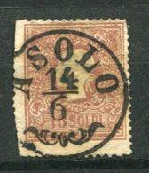 9148  LOMBARDO-VENETIE N°8 °  10 Soldi Brun   1858-62   B - Lombardo-Veneto