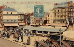 60 - OISE / Beauvais - 60988 - Un Jour De Marché - Beauvais