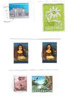 AUSTRIA Used Stamps - 1945-.... 2a Repubblica