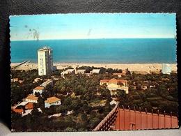 (FG.I44) MILANO MARITTIMA - PANORAMA (CERVIA, RAVENNA) Viaggiata 1961 - Ravenna