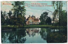 Arendonck - Brug 4 Villa De Kikvorschenzang 19.. - Arendonk