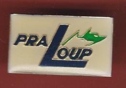 54499- Pin's.Pra-Loup Est Une Station De Ski Des Alpes Du Sud.Uvernet-Fours - Städte