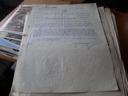 Dr Franjo Herczeg  Clan Uprave Jugoslovenskog Hofherr Schrantz Clayton Shuttleworth  Novi Sad 1940 - Facturas & Documentos Mercantiles