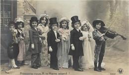 GROUPE D ENFANTS Ed : CROISSANT   FONTAINE   PARIS - Humour