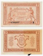 1919 // TRESORERIE AUX ARMEE // Un Franc // Série R - Trésor