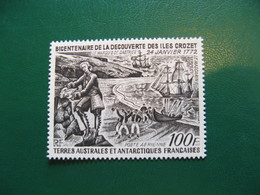 TAAF YVERT POSTE AERIENNE N° 27 - TIMBRE NEUF** LUXE - MNH - SERIE COMPLETE - COTE 67,00 EUROS - Neufs